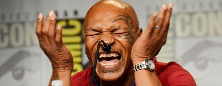 Mike Tyson to Train Chris Brown for that Soulja Boy Beating