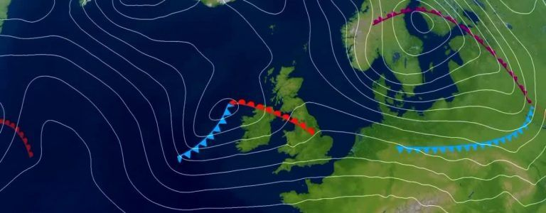 Hold Onto Your Hats: Storm Doris Hits the UK, Please Be Safe Out There