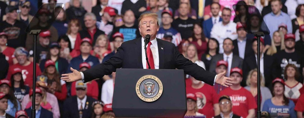 Trump Maga Rally Grand Rapids
