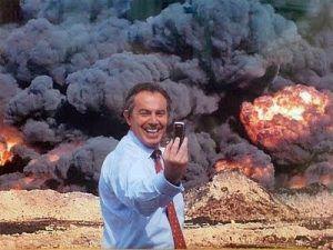 Blair War Criminal