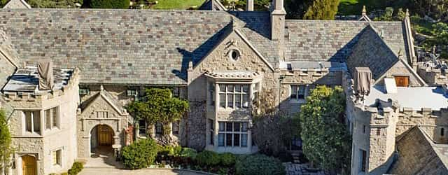Playboy Mansion Haunted