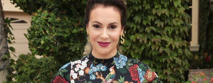 Alyssa Milano Faces Backlash for Deranged Identity Politics Tweet Creating Fears over her Mental Health