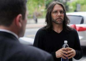 Keith Raniere in Court Sex Trafficking