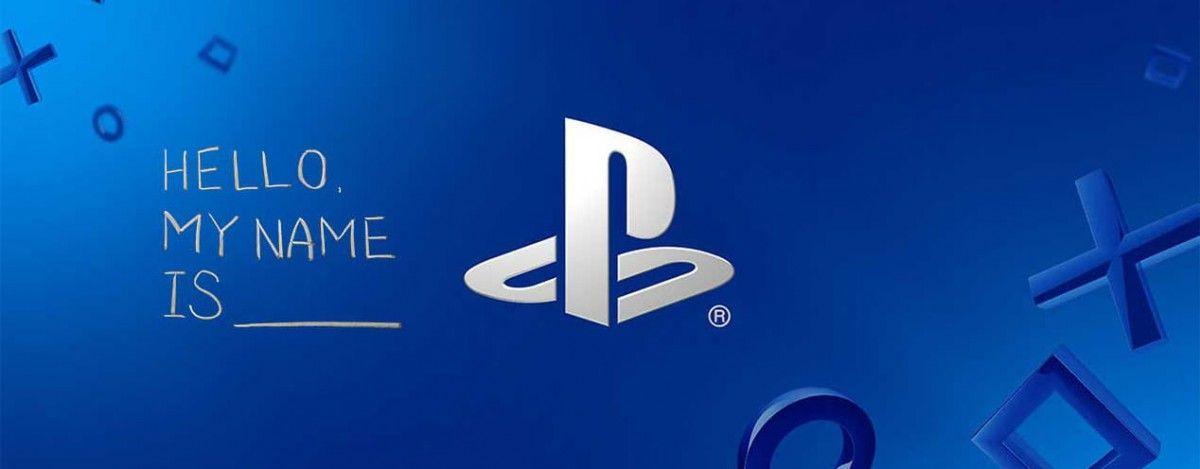 PSN ID Name Change Option Announced