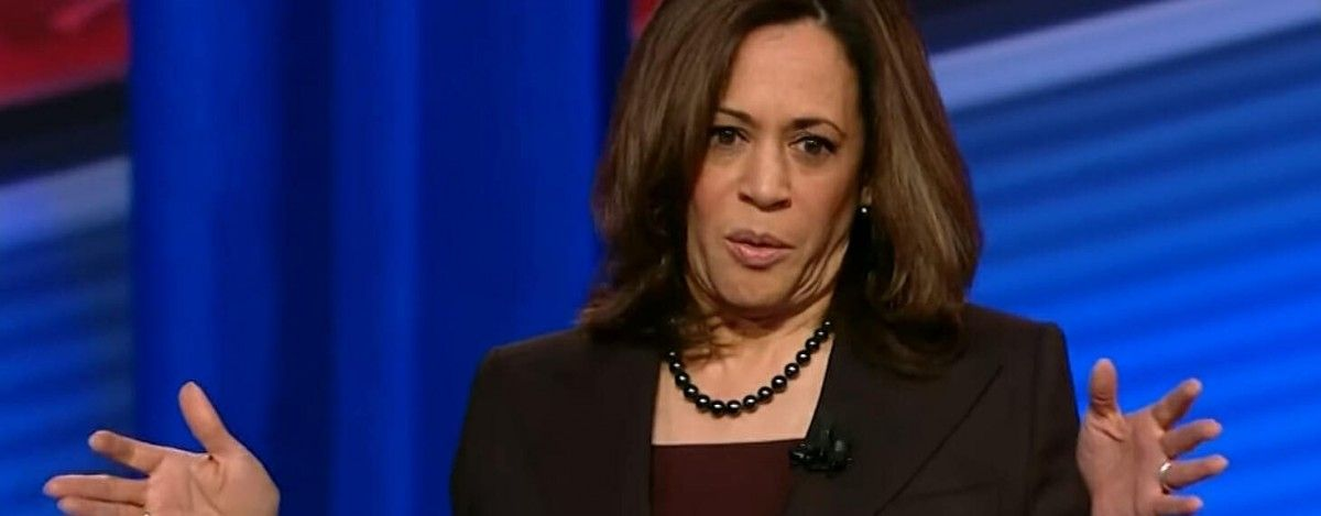 Kamala Harris says drug dealers should get Marijuana Industry Jobs