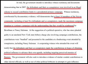 Nancy Salzman NXIVM case