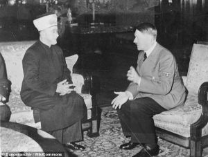 Hitler and the Arabs Palestine