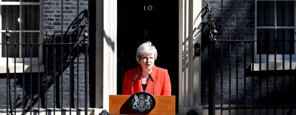 Theresa May resigns as UK Prime Minister
