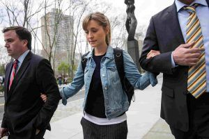 Allison Mack NXIVM trial