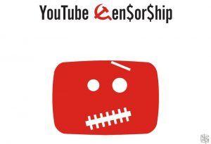 YouTubeBanningConservatives