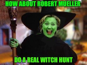 HillaryClintonMuellerWitchHunt