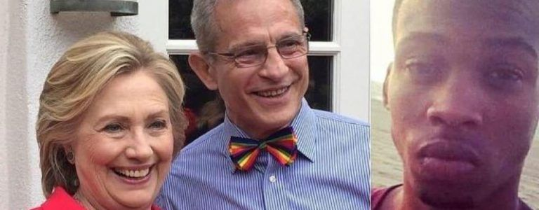 Democrat Donor Ed Buck Formally Accused of Human Trafficking by Dead Black Man's Mother